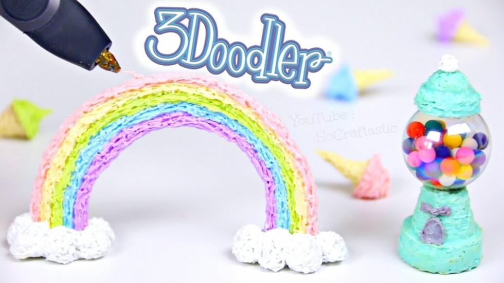 3D Drawing Printing Doodler Pens