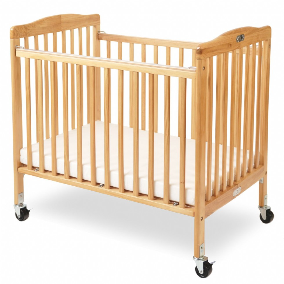 Baby The Little Wood Crib, Natural