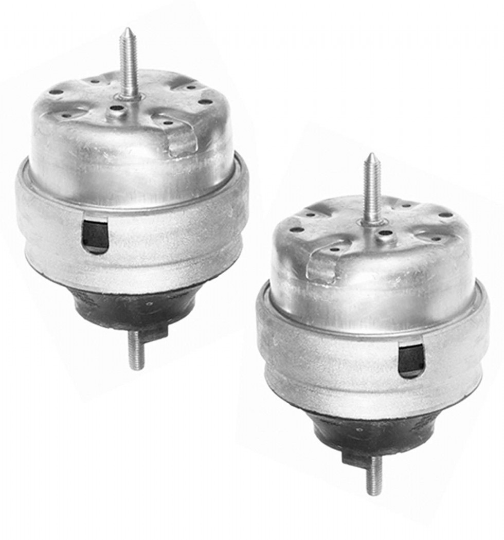 Front Engine Motor Mount LH + RH for AUDI A4 A6 S4 For VW Passat 8D0 199 379AT SET 2