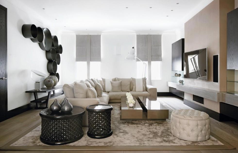 Kelly Hoppen Living Room Design Ideas