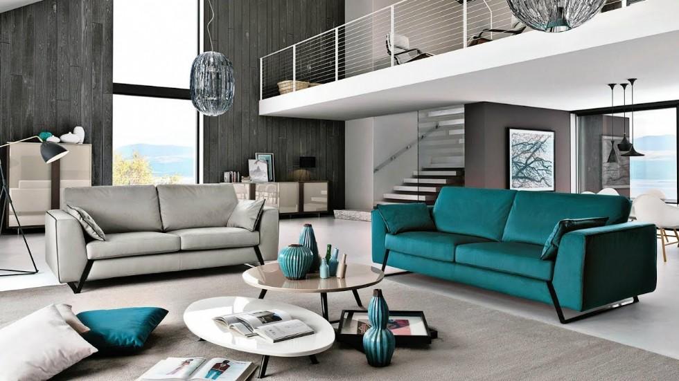 Modern Home Design Sofas, Tables, Pillows