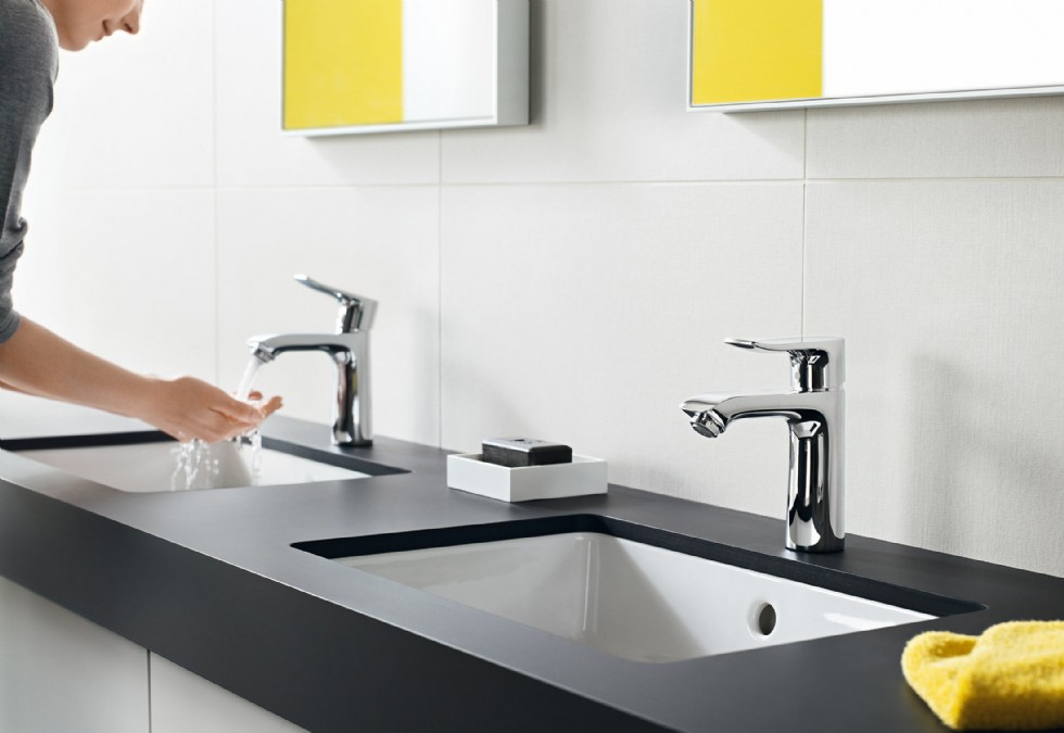Single Hole Bathroom Faucet Installation