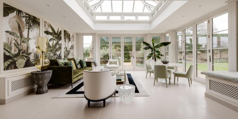 The Beauty of Modern Contemporary Interior Design