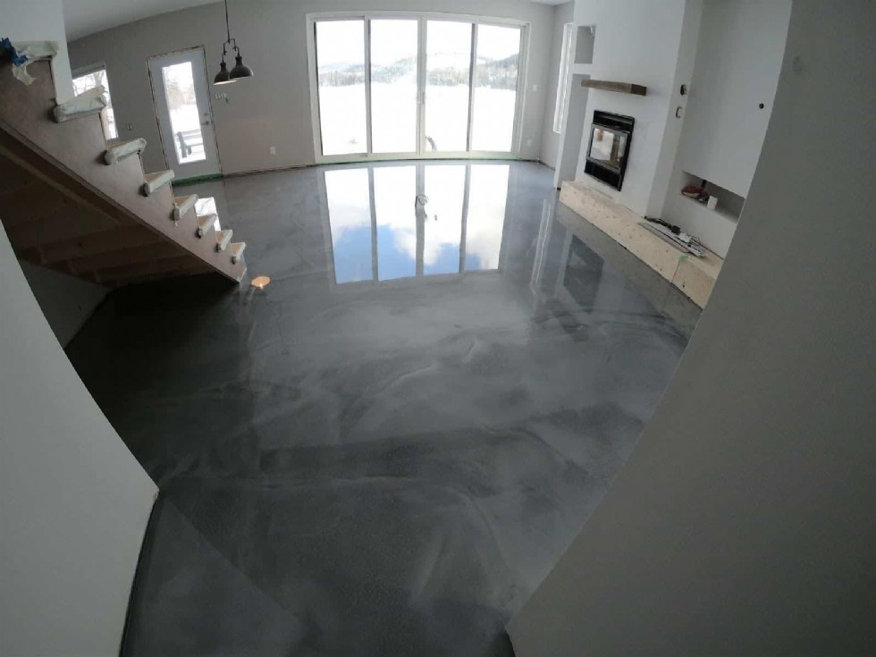 WHAT ARE THE BENEFITS OF EPOXY FLOORING?