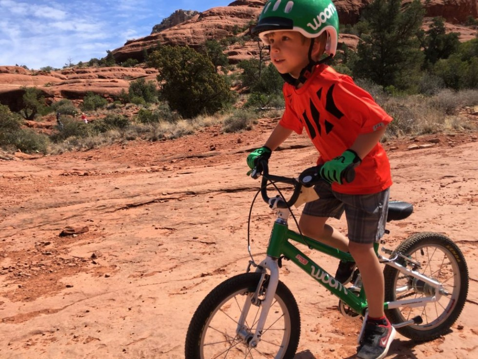 Woom Pedal Bike Designed for ages 6 to 9