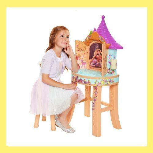 3 Disney Princess Rapunzel Vanity