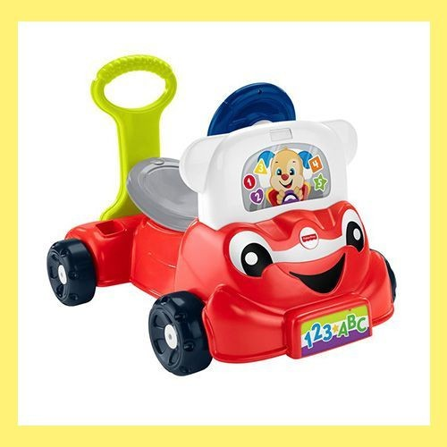 6 Fisher-Price Laugh & Learn 3-in-1 Smart Car