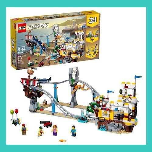 7 LEGO Creator Pirate Roller Coaster