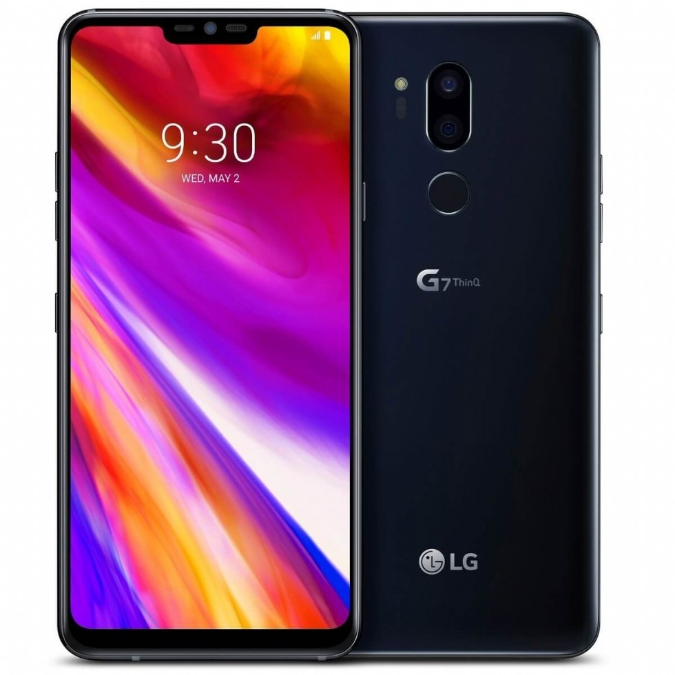 Does the LG G7 Feature an IR Blaster?