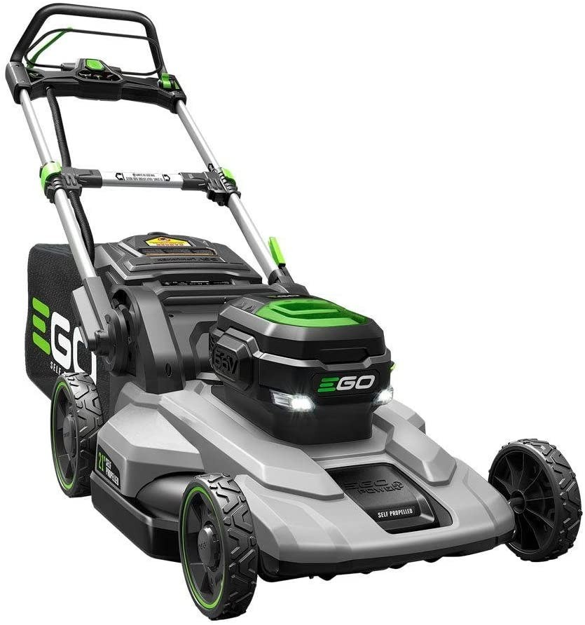 EGO 21inc 56-Volt Lithium-Ion Cordless Self Propelled Lawn Mower (Battery and Charger Not Included)