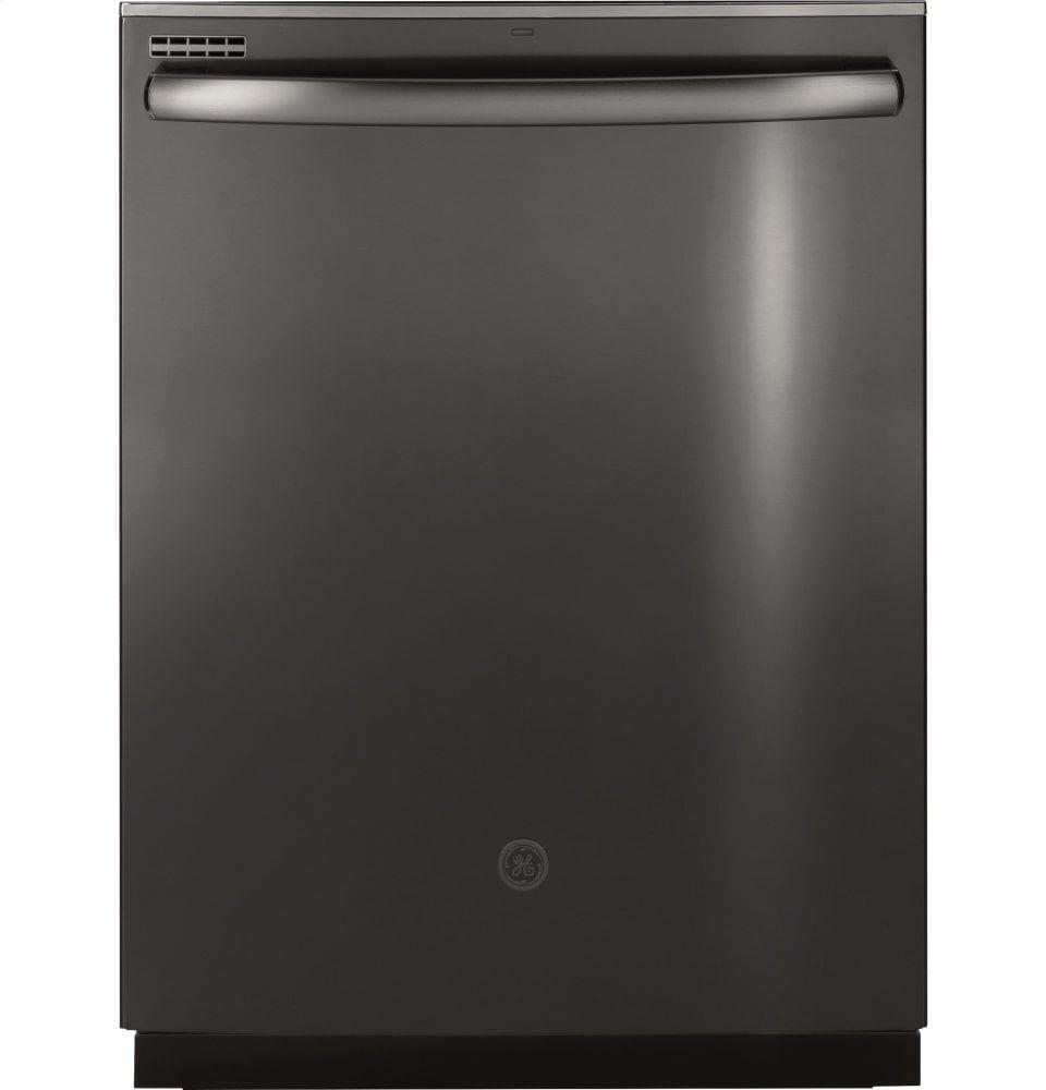 How do I clear the error code on my GE dishwasher?