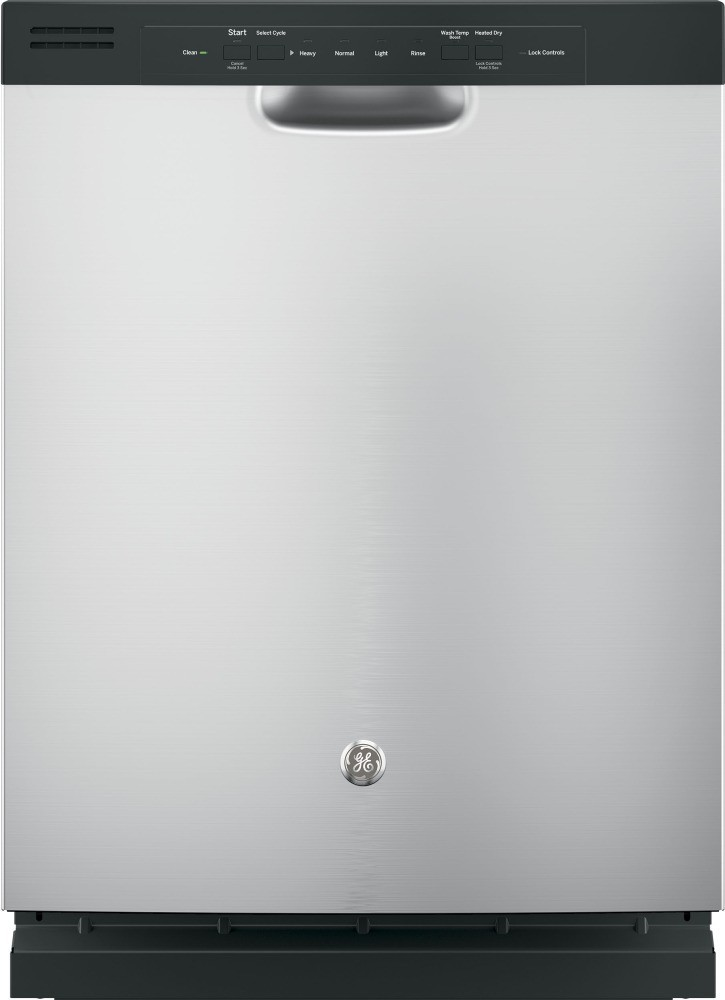 How do I fix Cup Open error code on GE dishwasher?