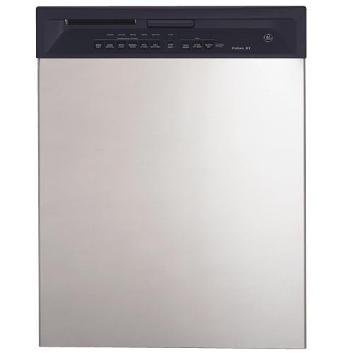 How do I fix Leak Detected error code on GE dishwasher?