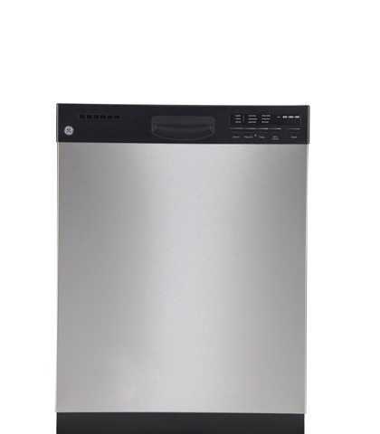 How do I fix number + H	error on dishwasher?