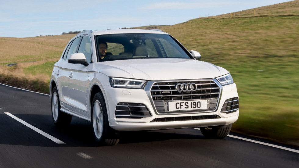 How much does it cost to replace brakes on an Audi q5?