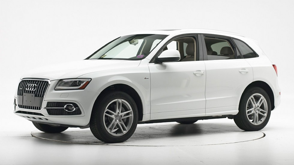 How much is a brake job on an Audi q5?