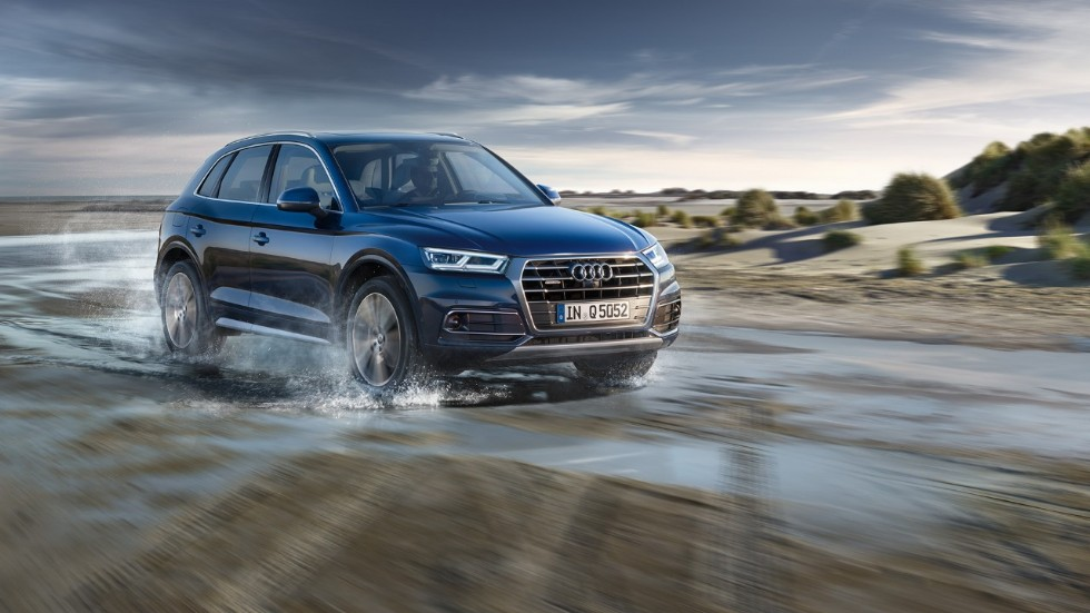 How often should I change the oil in my Audi q5?