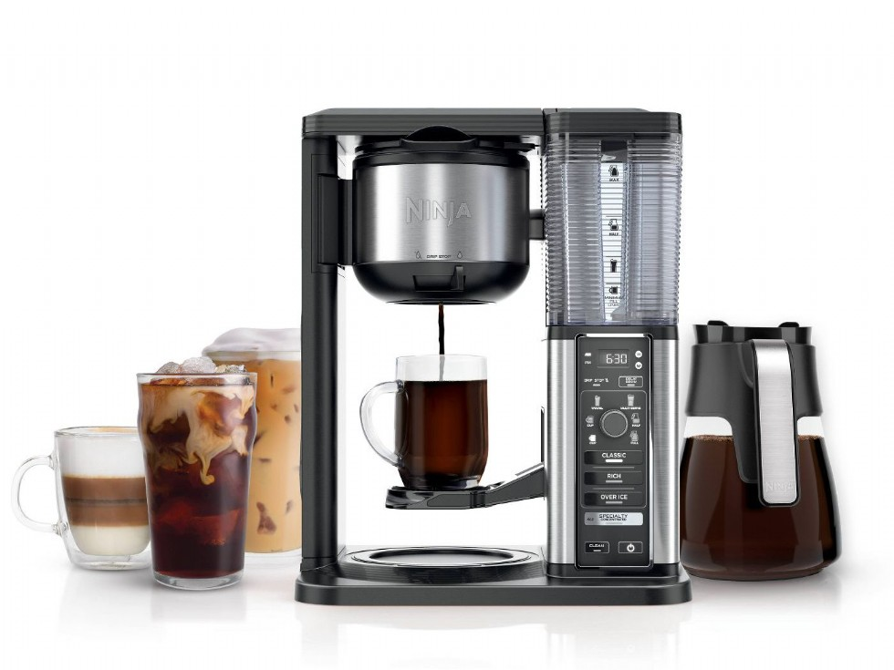 Is there an espresso machine that also makes coffee?