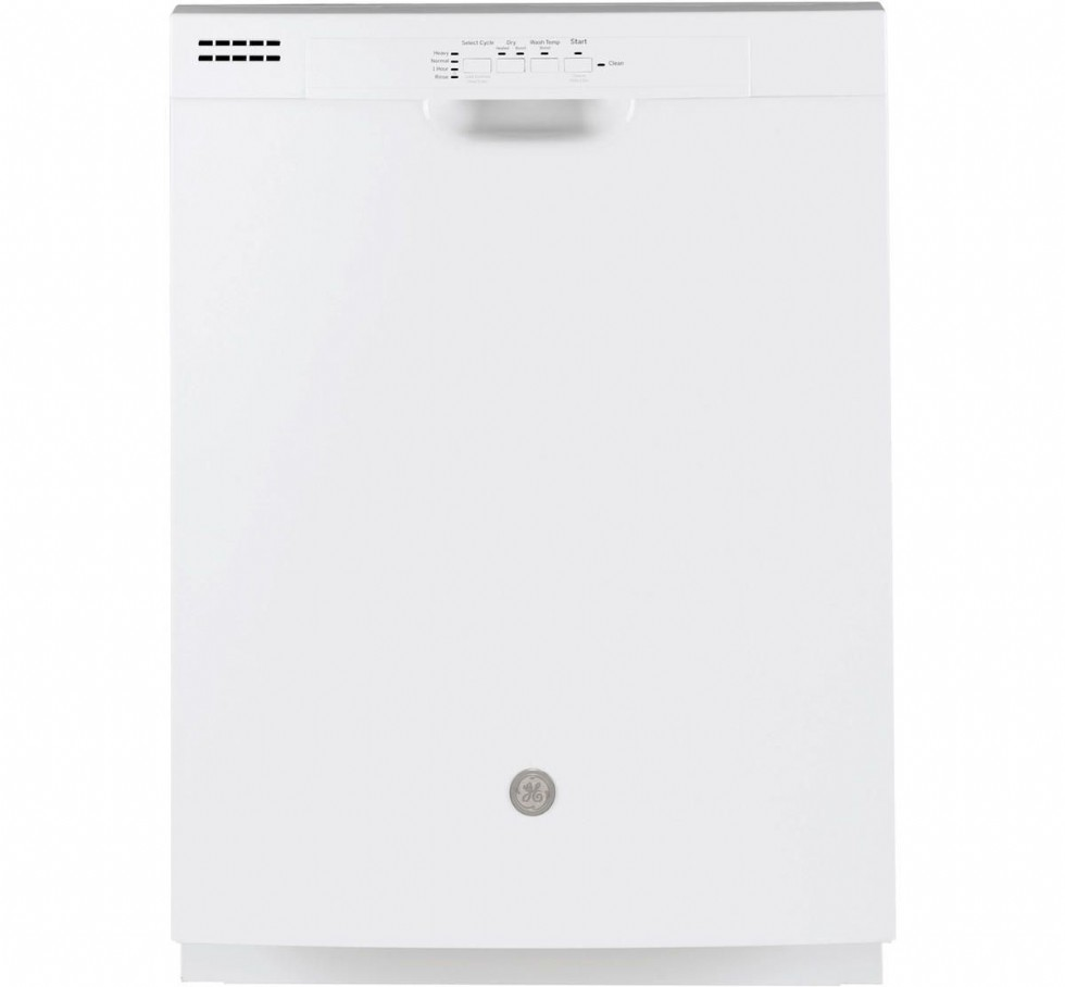 What does e4 mean on GE dishwasher?