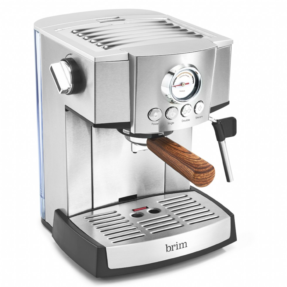What is a 15 bar espresso machine?