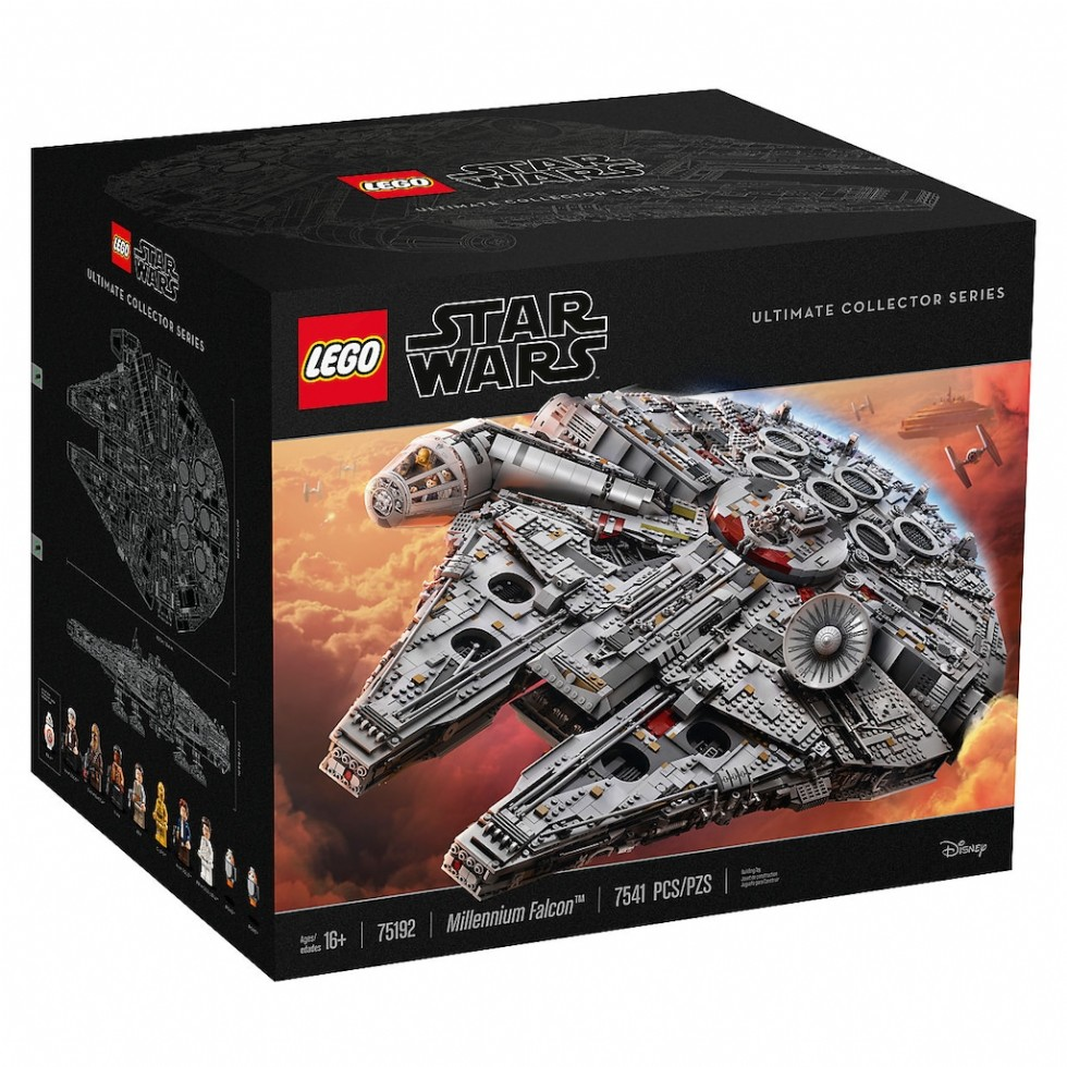 What is the biggest Lego set 2020?