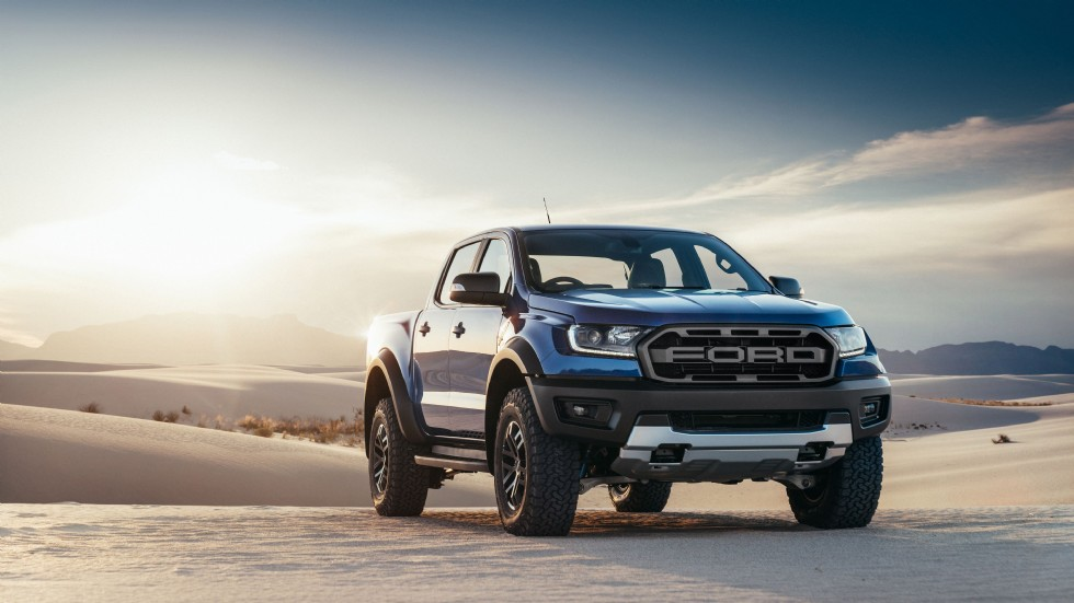 What year Ford Ranger doors are interchangeable?