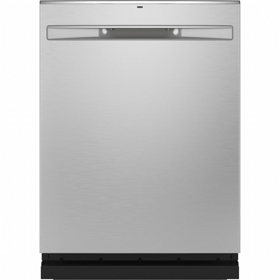Where is the thermal fuse in a GE dishwasher?
