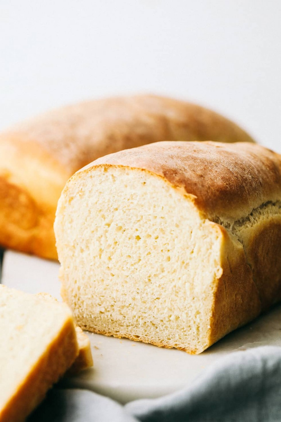 Why is homemade bread so good?