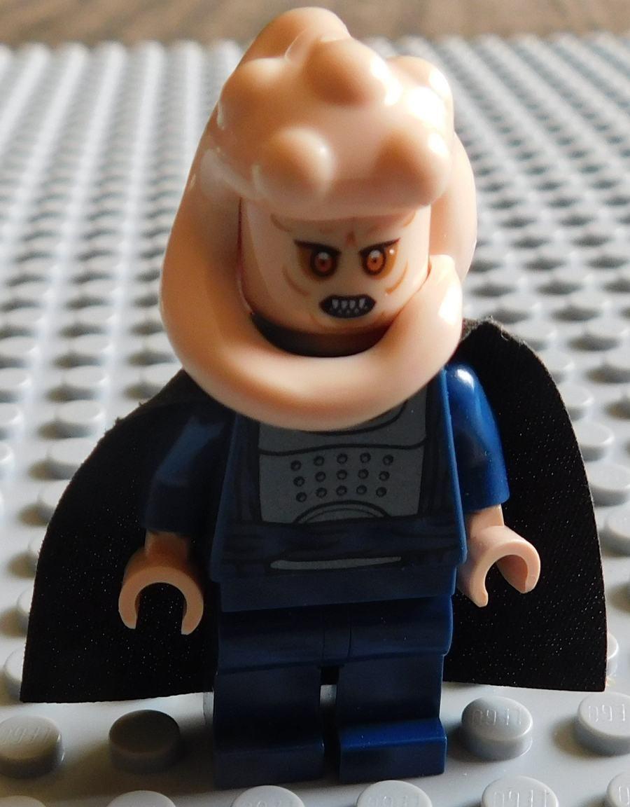 Bib Fortuna LEGO Star Wars Minifigures