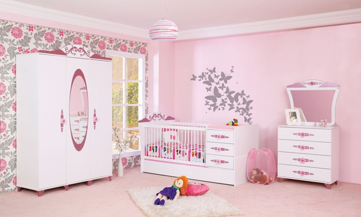 pictures of baby nursery rooms