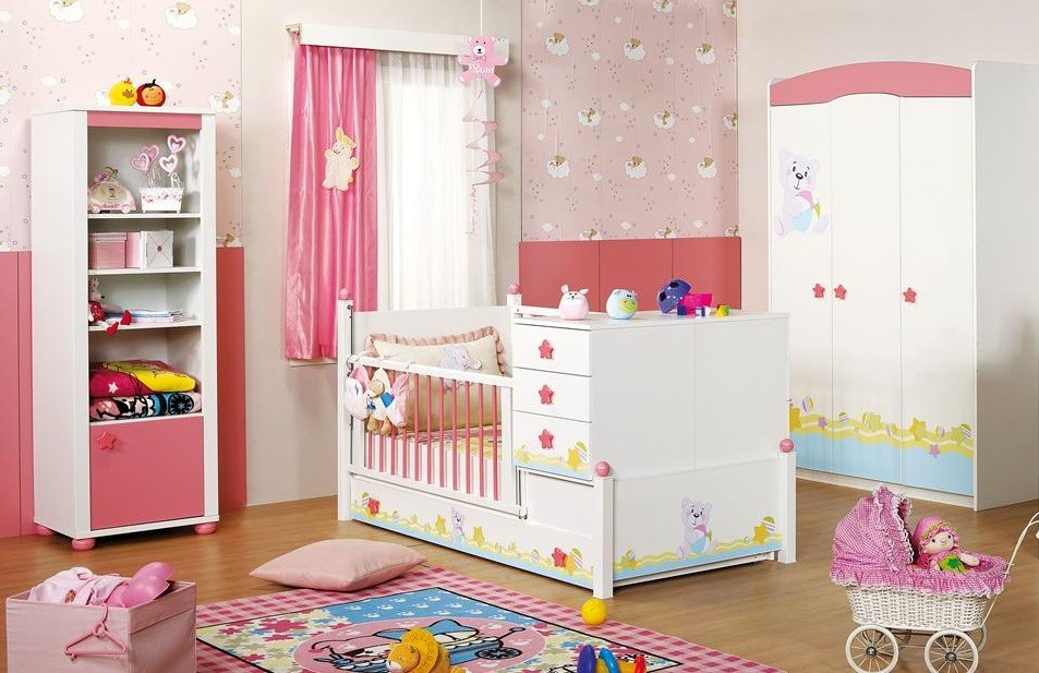 pictures of baby rooms decorated