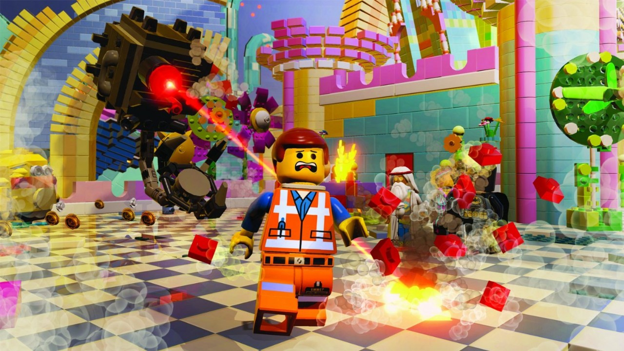 The LEGO Movie Videogame PS4 Version