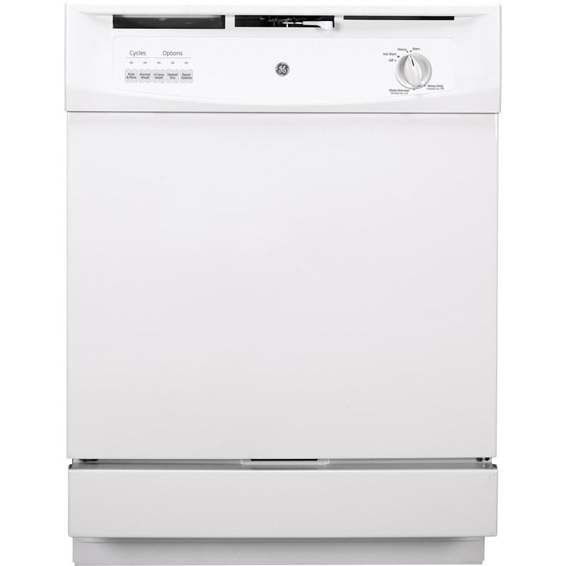 GE 24-inch Built-In Dishwasher