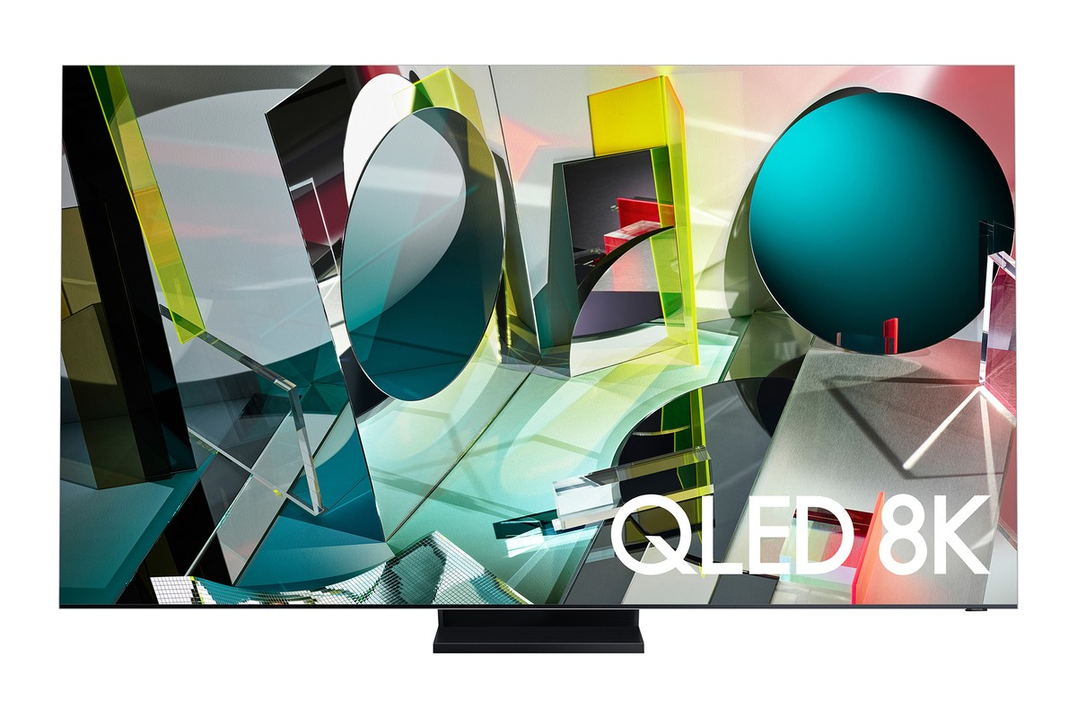 Samsung Launches 2020 QLED TV Line
