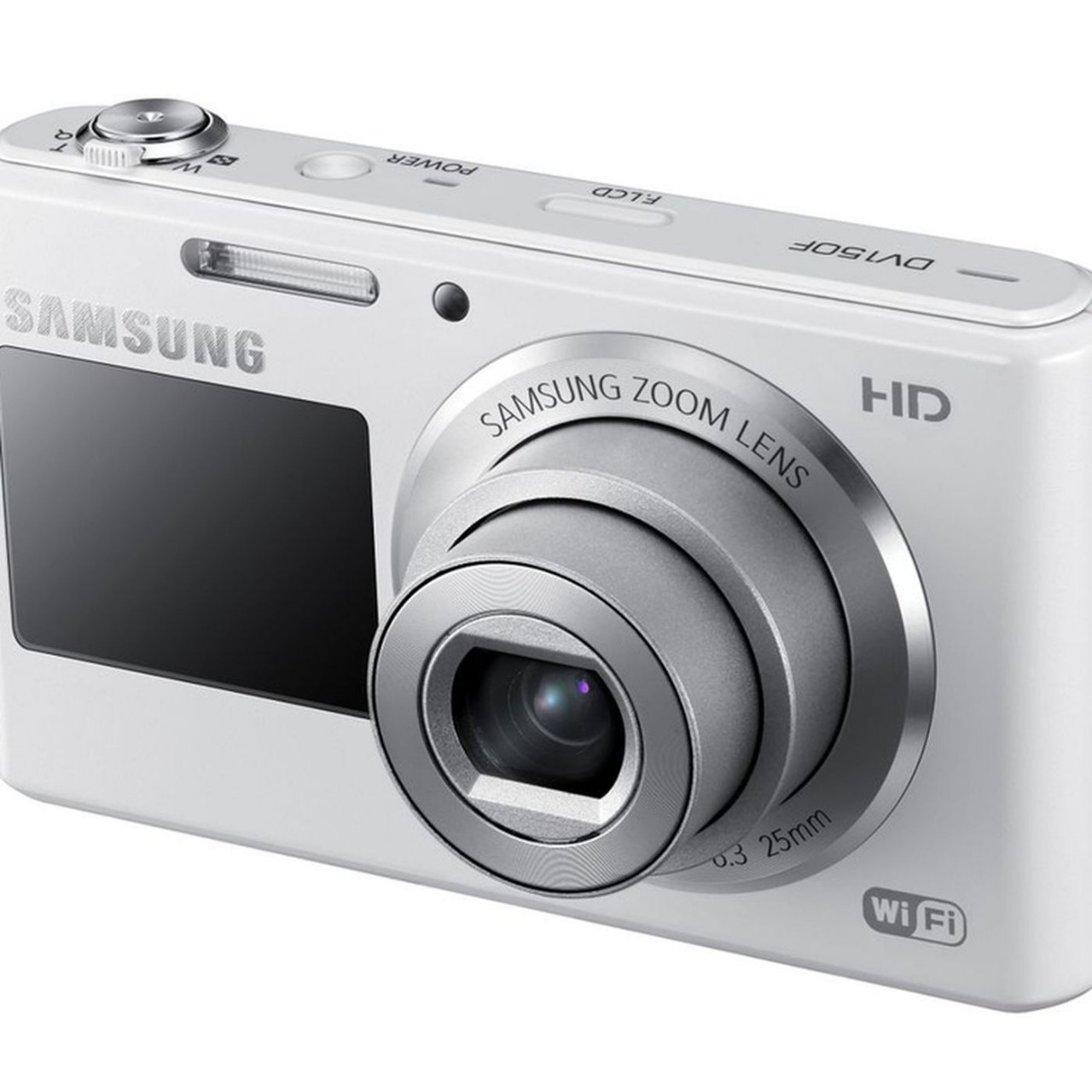 Samsung unveils five new point-and-shoot cameras with Wi-Fi
