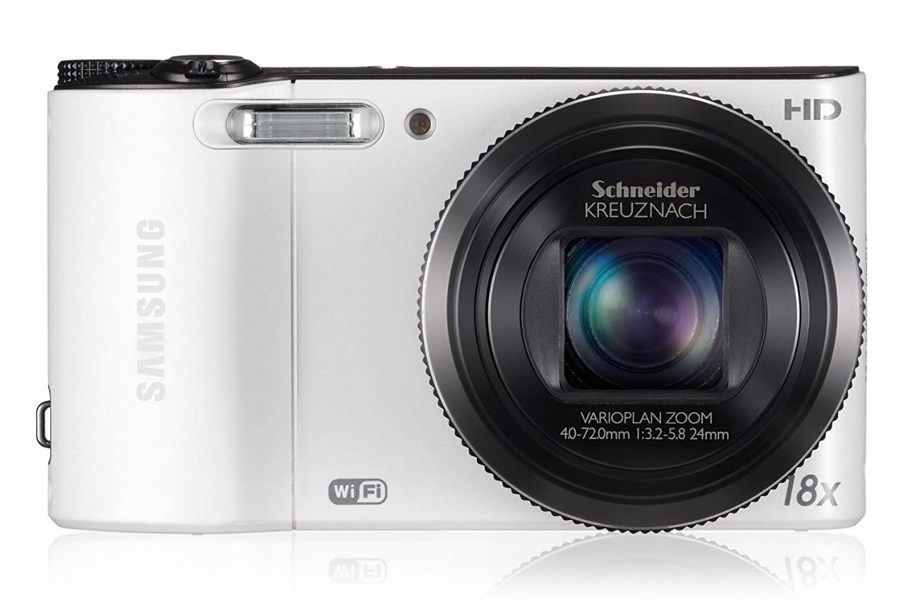 Samsung WB150F 14.2MP Point and Shoot Digital Camera