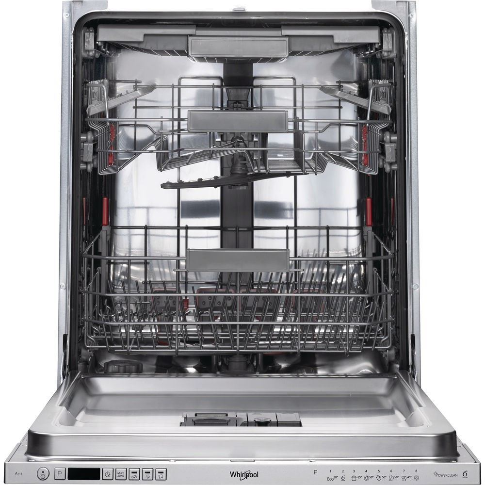 Whirlpool SupremeClean WIC 3C23 PEF Built-in Dishwasher