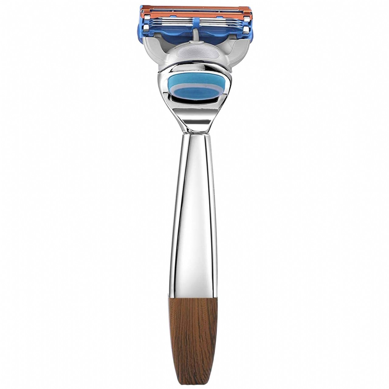 ACRIMAX Deluxe Men's Razors for Shaving, Shaving Razor Blades Refills and Anti Slip Razor Handle
