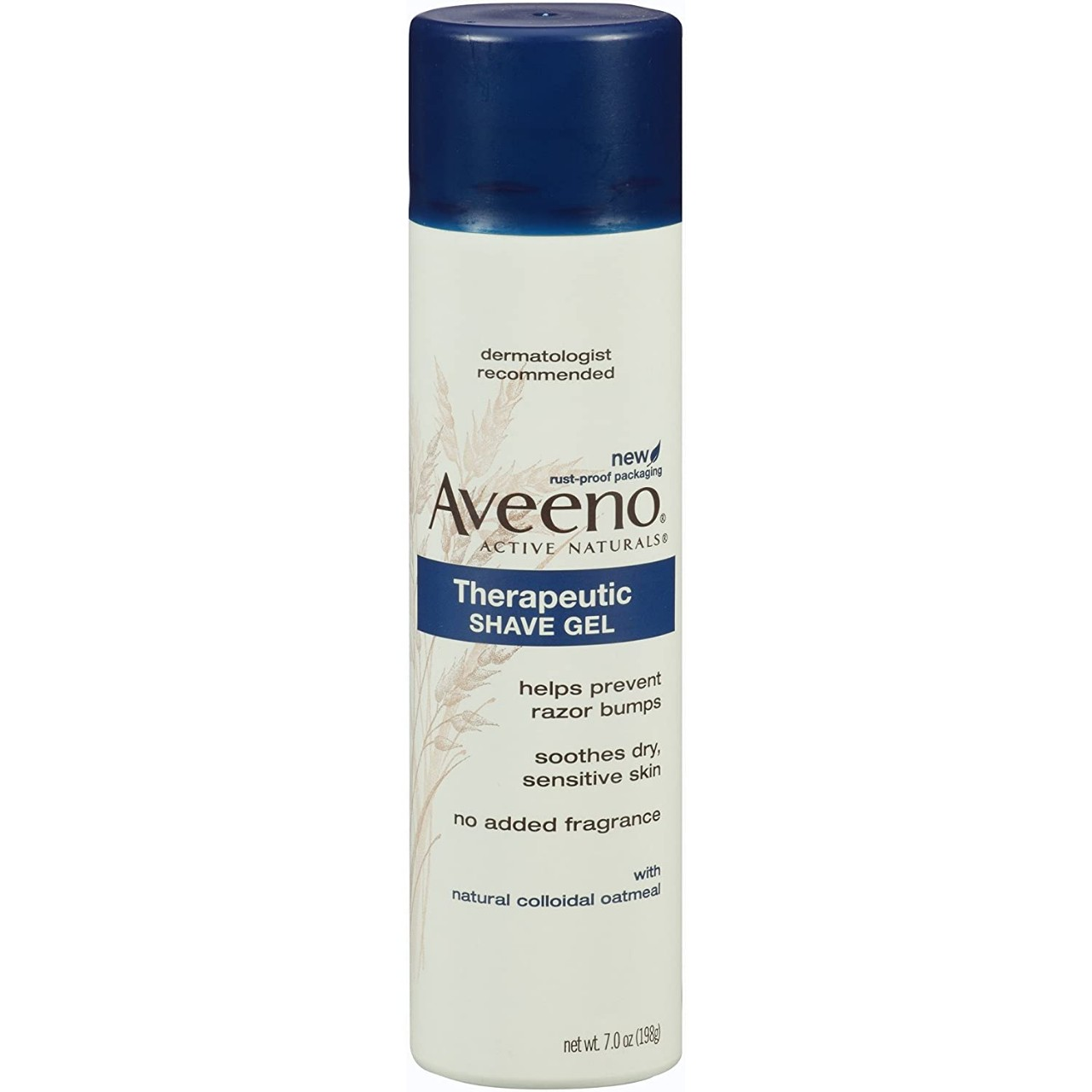 Aveeno Therapeutic Shave Gel, 7 Ounce (Pack Of 3)