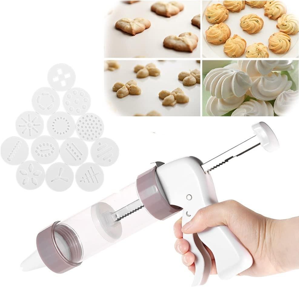Baking Tools Accessories Cake Biscuits Mold Cookie Press Making Gun Kitchen Tool Cookies Presser