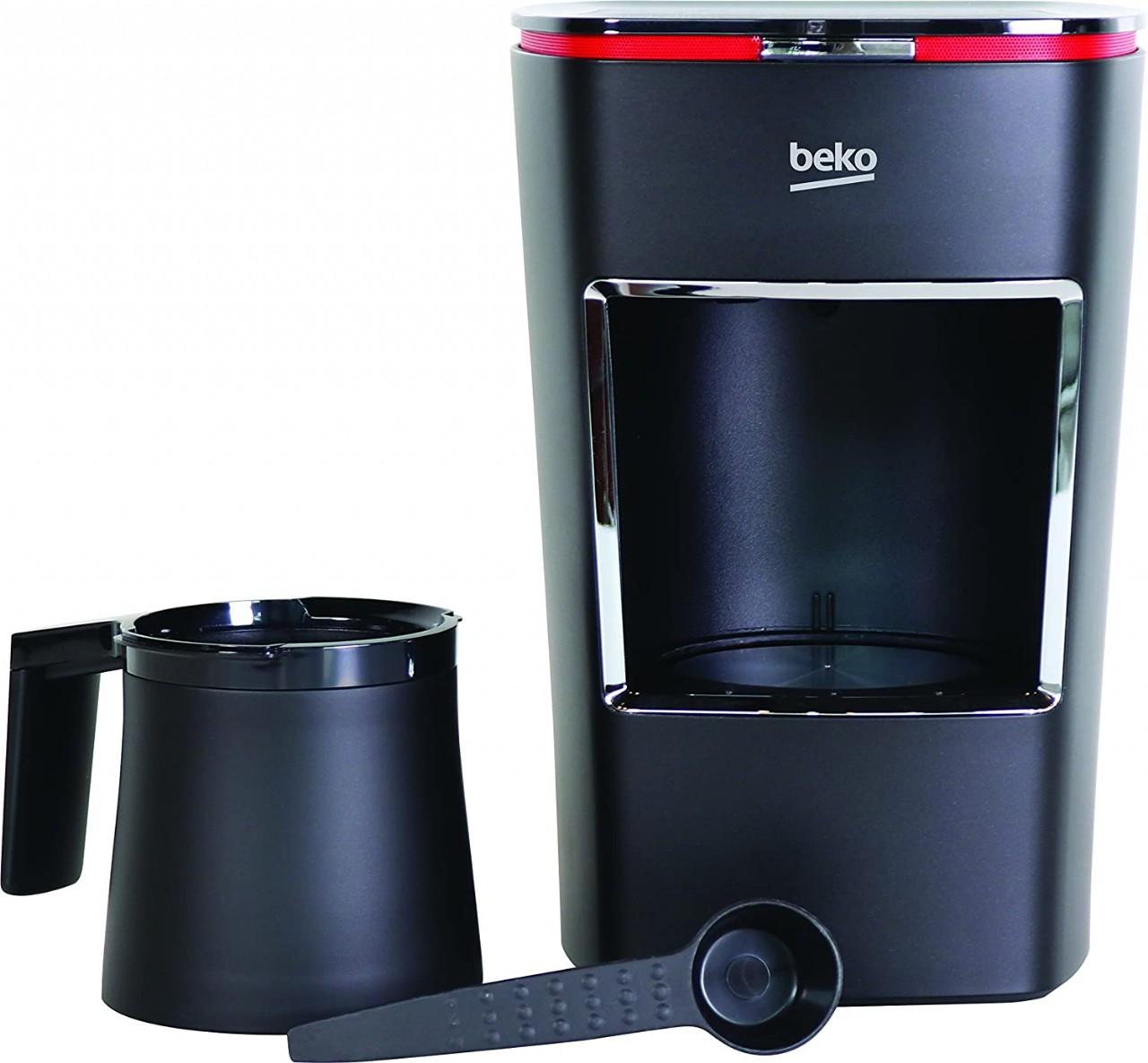 Beko 2-Cup Turkish Coffee Maker (Black)