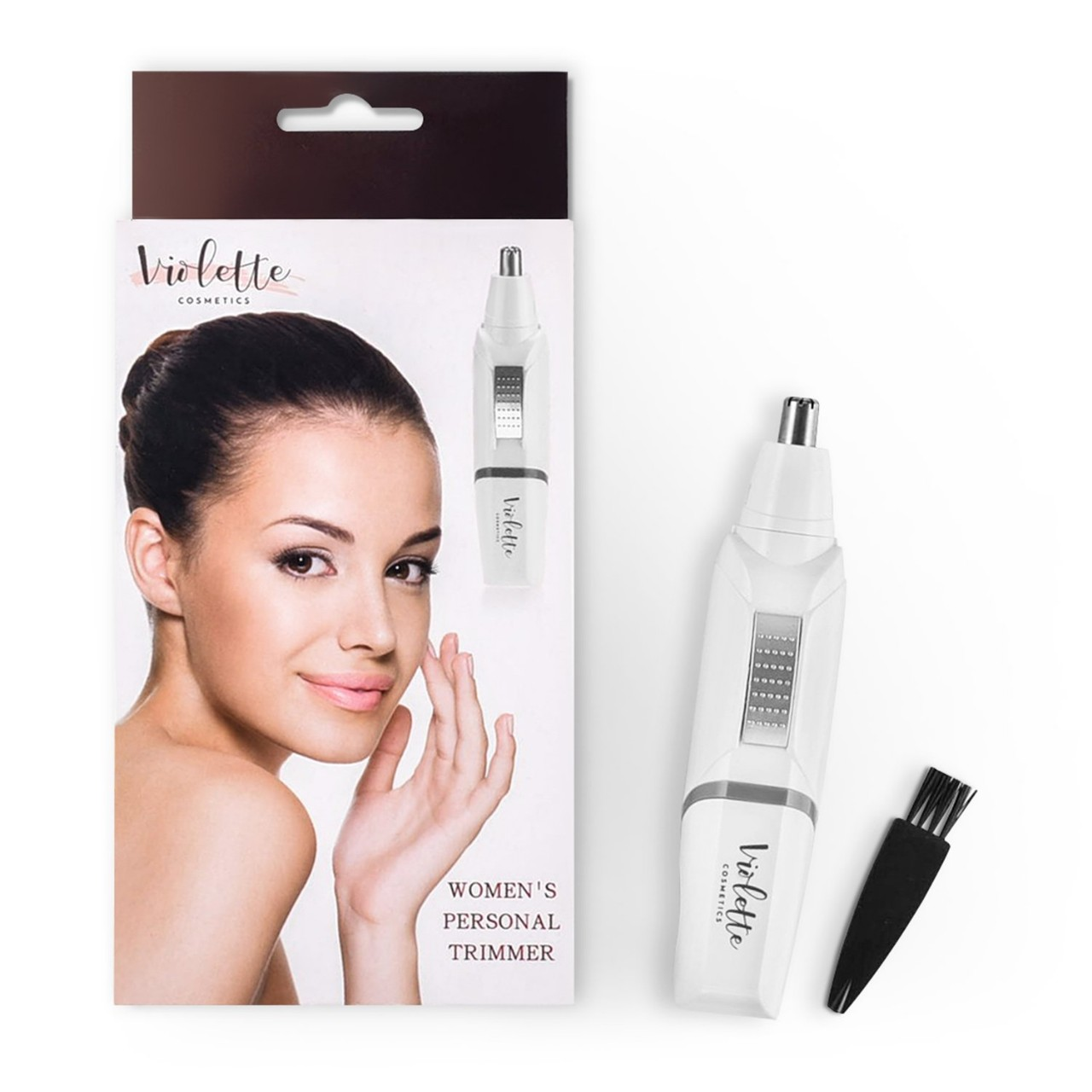 Best Facial and Nose Hair Trimmer for Women - Professional Quality for Nose, Facial and Ear Hair