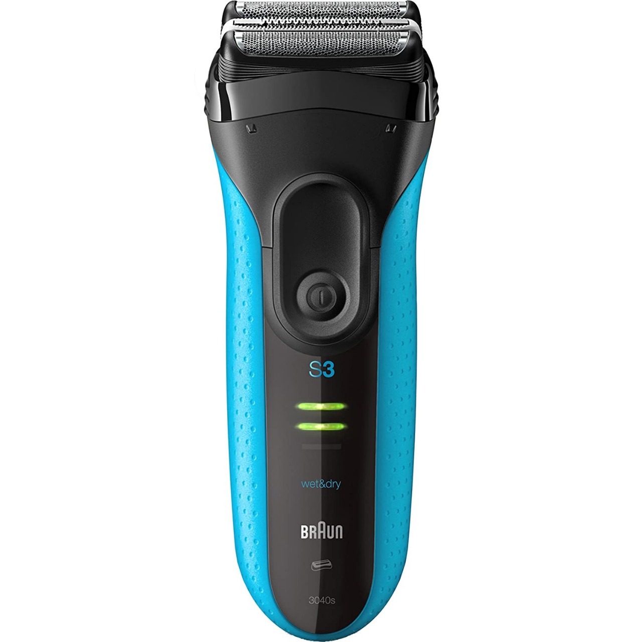 Braun Electric Razor for Men, Series 3 3040s Electric Shaver with Precision Trimmer, Rechargeable