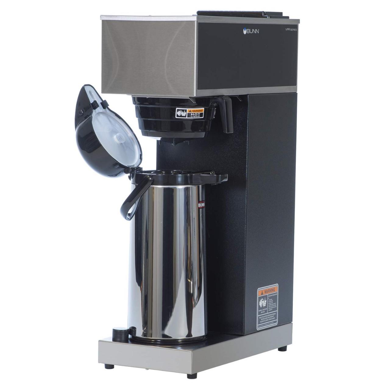 BUNN 33200.0014 Pourover Coffee Maker, 3.8 gallons, Black