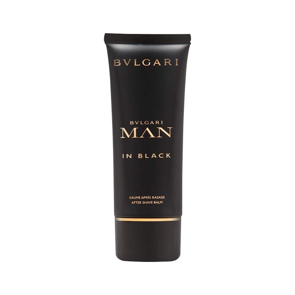 Bvlgari Man In Black After Shave Balm, 3.4 Fl Oz