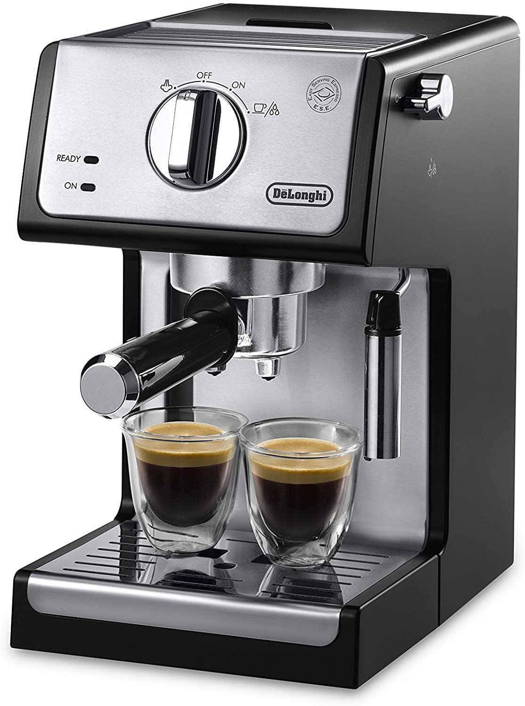 De'Longhi ECP3420 Bar Pump Espresso and Cappuccino Machine, 15