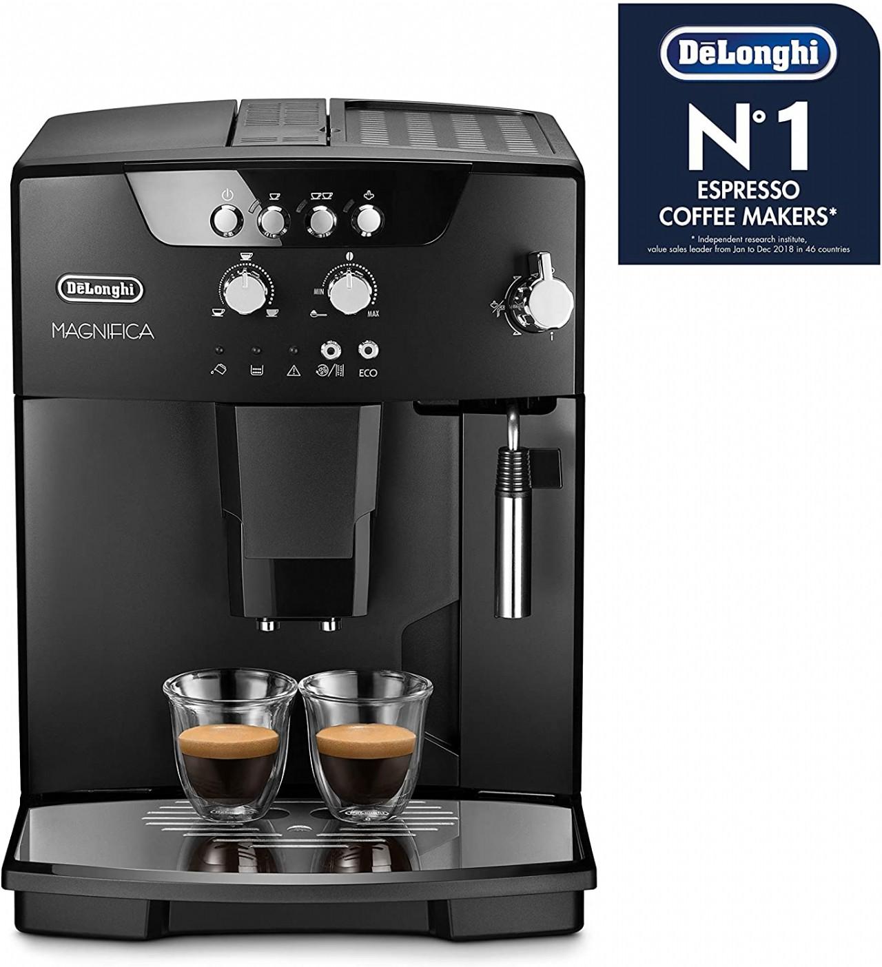 De'Longhi Magnifica Fully Automatic Espresso and Cappuccino