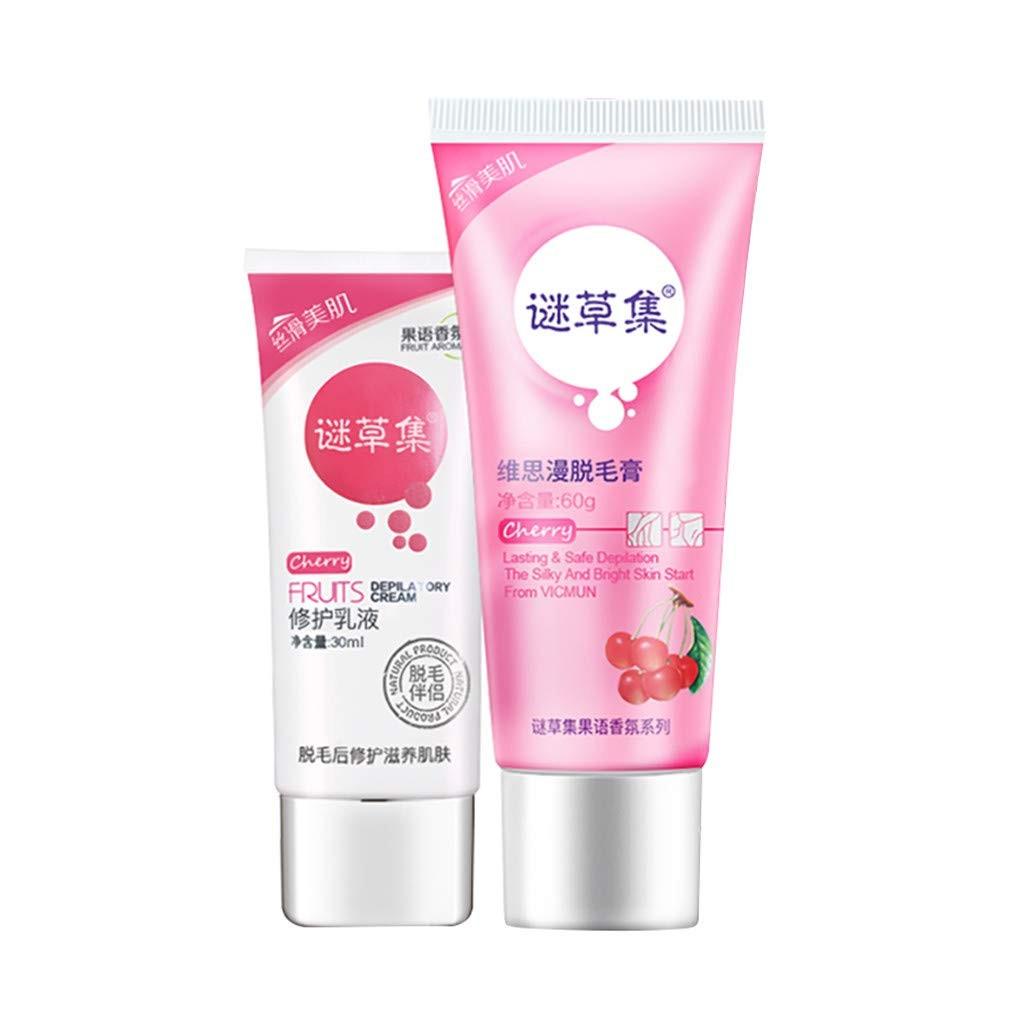 Depilatory Cream Painless Unisex Underarm Hair Removal Cream Natural Painless Permanent Hair Removal