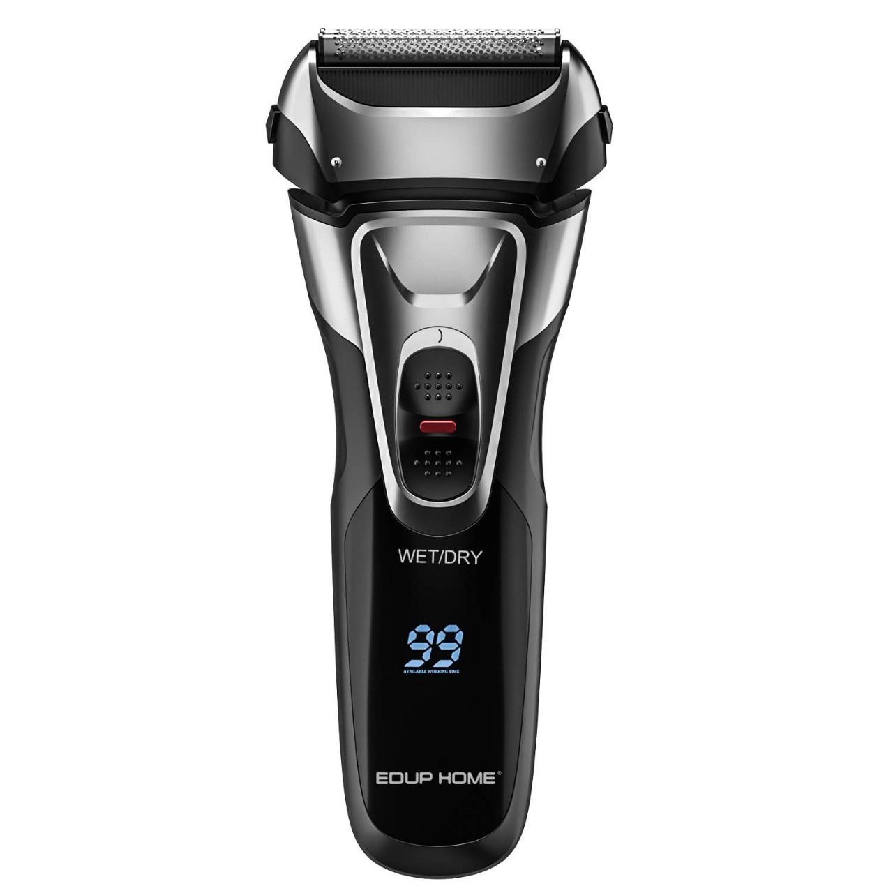 Electric Shaver with Pop-up Trimmer for Men, Men's Electric Razor Cordless Foil Shaver, IPX7 Water