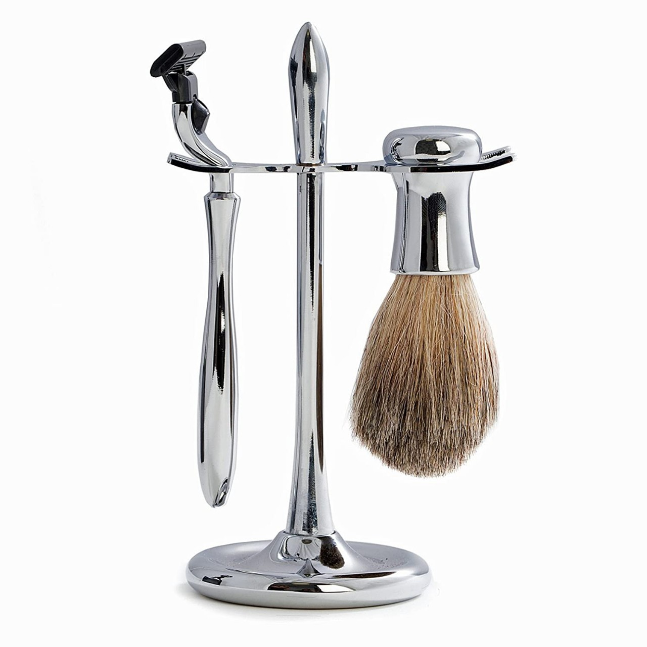KensingtonRow Home Collection Mens Shaving and Grooming Sets - Kings Lane Shaving Set : Mach 3 Razor